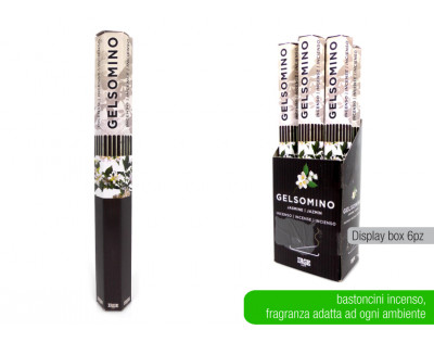 Incenso gelsomino 20 stick