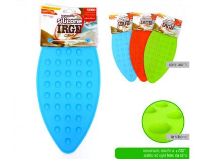 Apoggiaferro silicone Irge, linea STYRO disponibile in colori assortiti