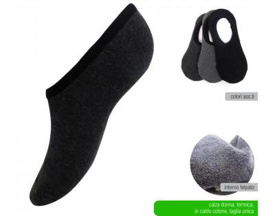 Mini calza termica donna