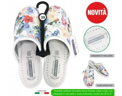Farmaline pantofola sanitaria Donna