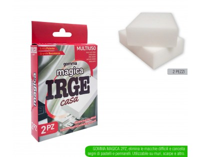 Gomma Magica Irge 2pz