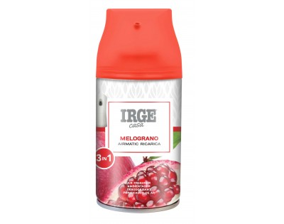 Deo Irge melograno ambiente 250 ml  refill